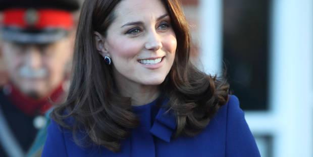 On en sait plus sur l'accouchement de Kate Middleton - La DH