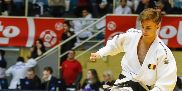 Judo: Julien Debruycker fait coup double - La DH