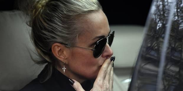 """Laeticia Hallyday: """"Il m'appartient seule de faire respecter le droit moral de Johnny"""" - La DH"""