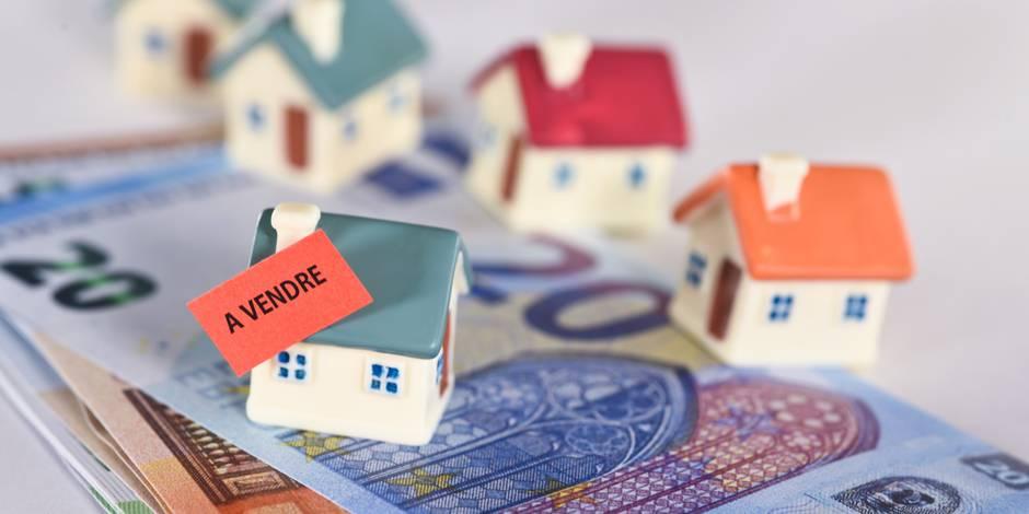 Immobilier: où trouve-t-on les maisons les moins chères en Wallonie?