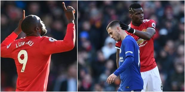 Eden Hazard à l'assist mais Romelu Lukaku fait plier Chelsea (VIDEOS) - La DH
