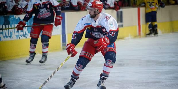 Hockey sur glace: Pas de doublé pour les Bulldogs - La DH