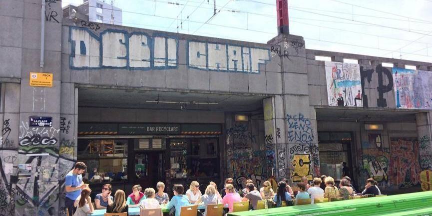 Bruxelles-ville: Le Recyclart pourrait réinvestir Bruxelles-Chapelle en 2019