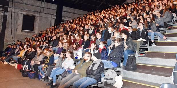 Charleroi: Des ateliers pratiques et des visites d'entreprise - La DH