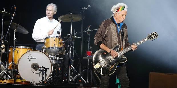 """Charlie Watts, batteur des Rolling Stones : """"La fin du groupe ne m'ennuierait pas"""" - La DH"""