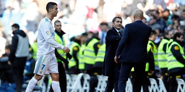 Voici la technique de Zidane pour que Ronaldo soit en forme contre le PSG - La DH
