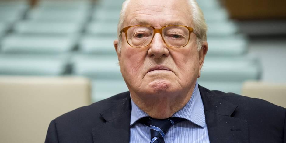 """Vu de l'étranger. Jean-Marie Le Pen """"toujours aussi provocateur"""""""