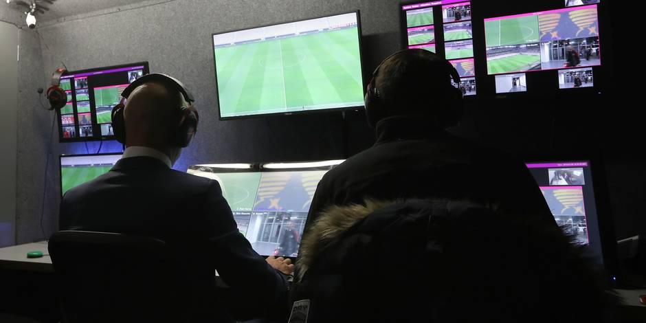L'arbitrage vidéo tout proche d'une qualification au Mondial 2018