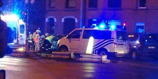 Deux blessés dans un accident à Jemappes - La DH