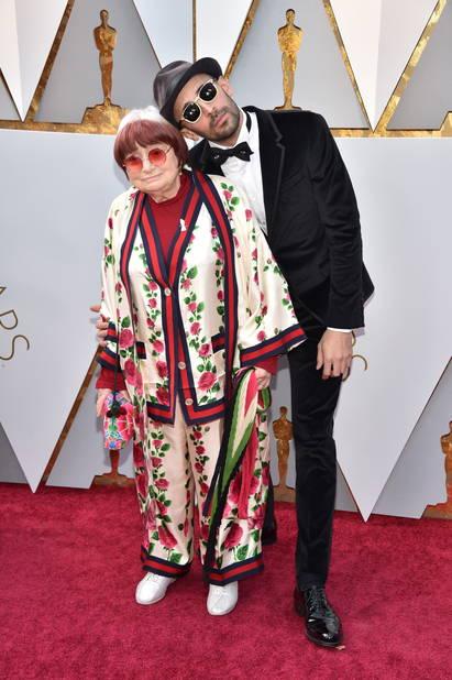 Agnès Varda et JR, le duo tendre