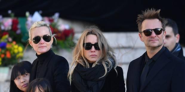 Nathalie Baye juge que Laura Smet et David Hallyday ont été niés dans leur filiation artistique - La DH