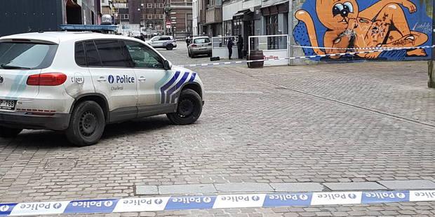 Cadavre d'une femme retrouvé à Charleroi: le compagnon privé de liberté - La DH