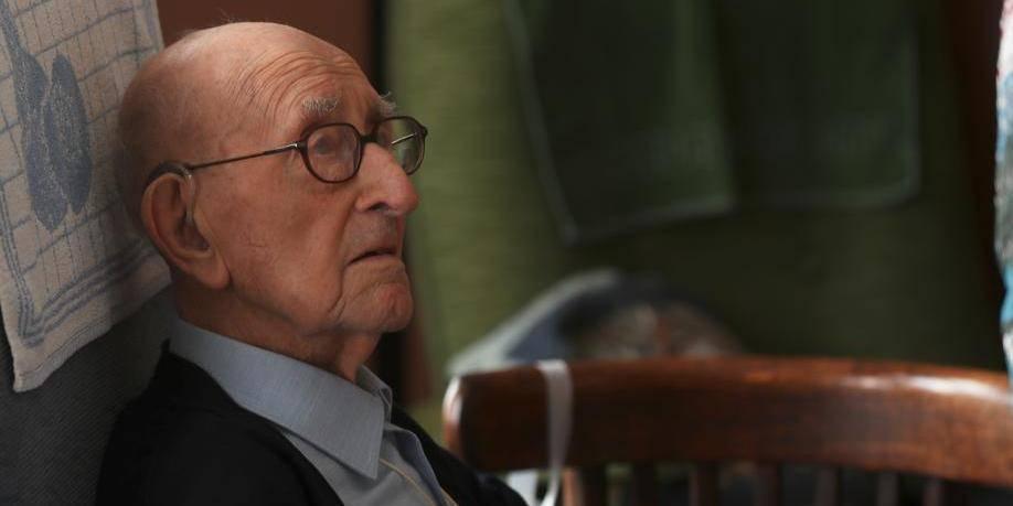 Gustavus Leclercq est à 106 ans le nouveau doyen belge