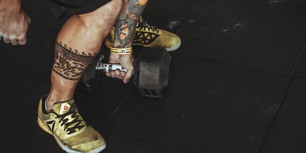 Pourquoi les tatouages sont un risque pour les sportifs - La DH
