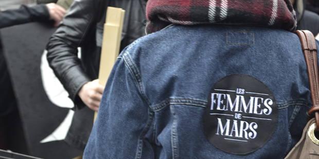 Charleroi: elles ont sifflé les hommes en rue pour sensibiliser au harcèlement (VIDEO) - La DH