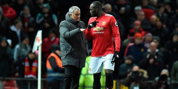 Mourinho encense Lukaku et annonce un probable retour de Fellaini - La DH