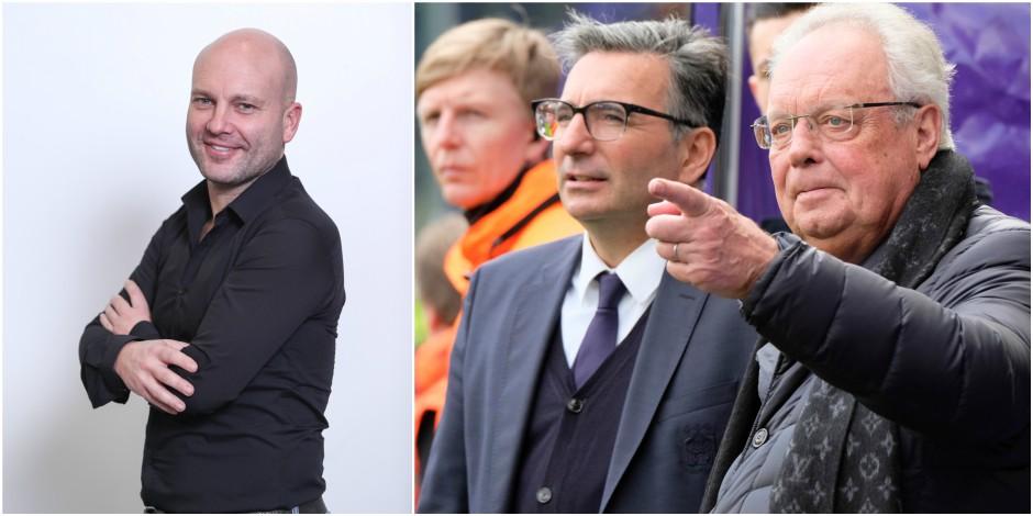 L'expert à Anderlecht : Roger Vanden Stock a ramené l'ambiance