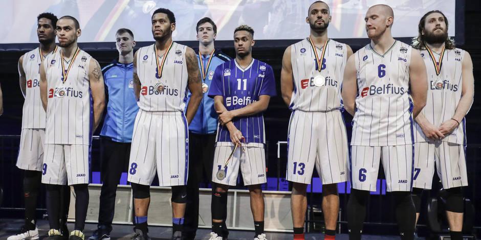 Coupe de Belgique de basket: Mons vainqueur en tribune