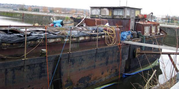 Le bateau Le Henri sera enlevé du Grand Large ce mardi - La DH