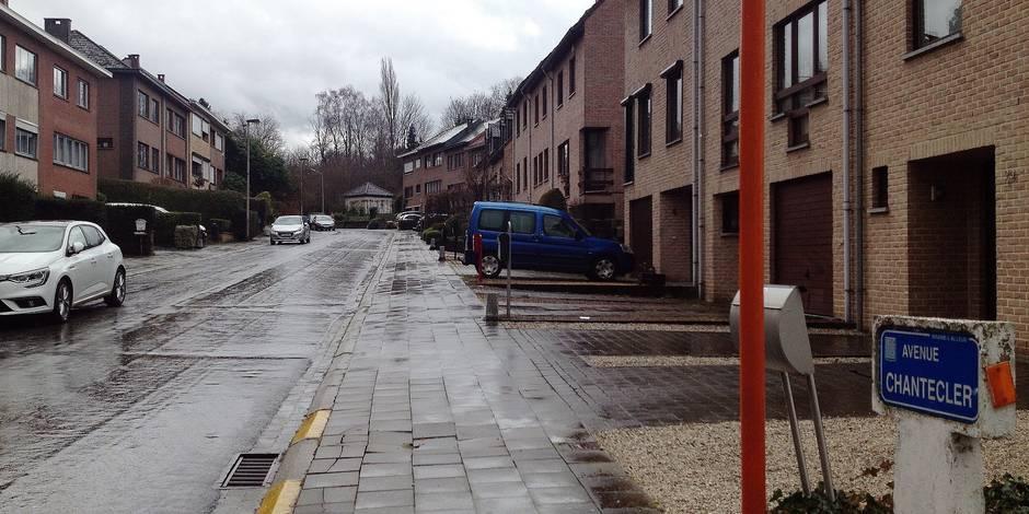 Braine-l'Alleud: Les habitants de l'avenue Chantecler sont inquiets