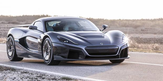 Découvrez la voiture électrique la plus rapide du monde! - La DH