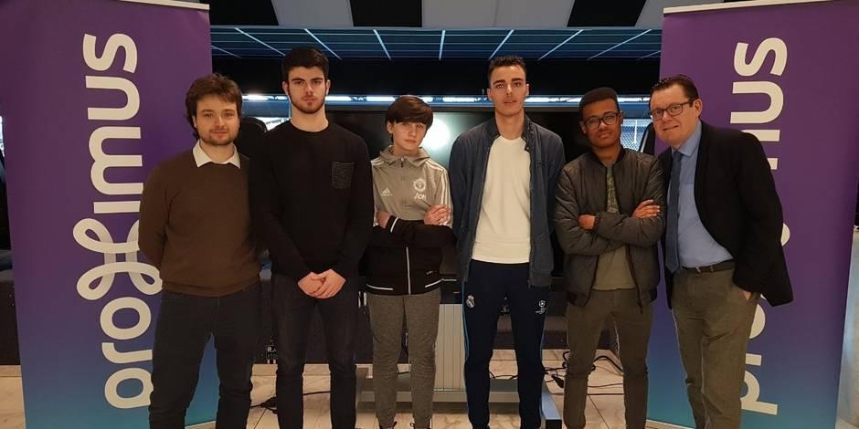 Charleroi se rapproche de son joueur FIFA