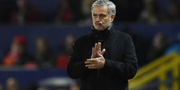 Manchester United éliminé en Ligue des Champions: Mourinho se crashe et récolte les critiques - La DH