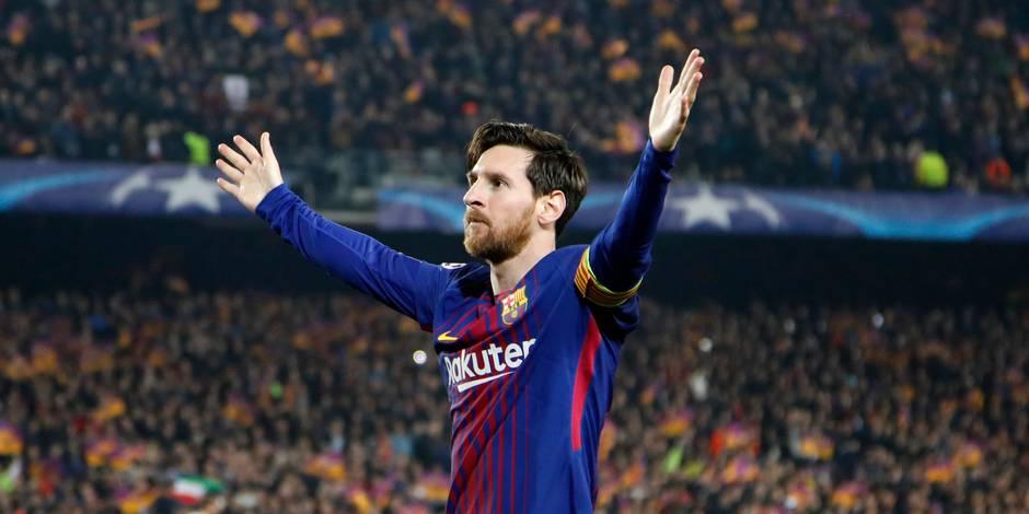Ligue des Champions: grâce à Messi, le Barça écarte Chelsea et file en quart de finale (3-0)