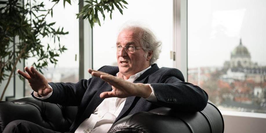 Bruxelles - Didier Gosuin (Défi) - Ministre bruxellois de l'Economie, de l'Emploi, de la Formation, de la Santé, du Budget et de la Fonction publique