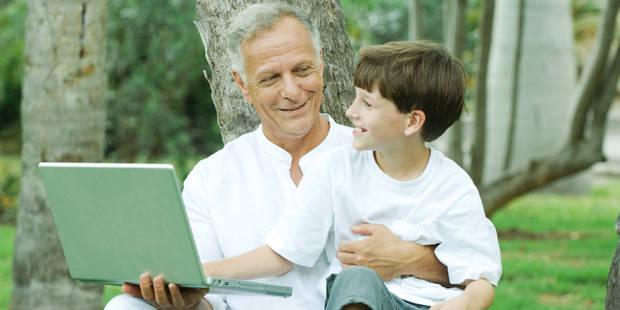 Grands-parents : quel rôle et quelle place?dans la famille ? - La DH