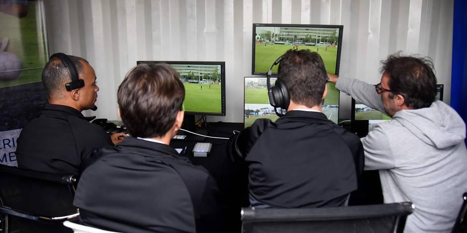 Football La Fifa valide l'arbitrage vidéo pour le Mondial 2018