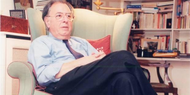 Le journaliste de la RTBF Fernand Colleye est décédé - La DH