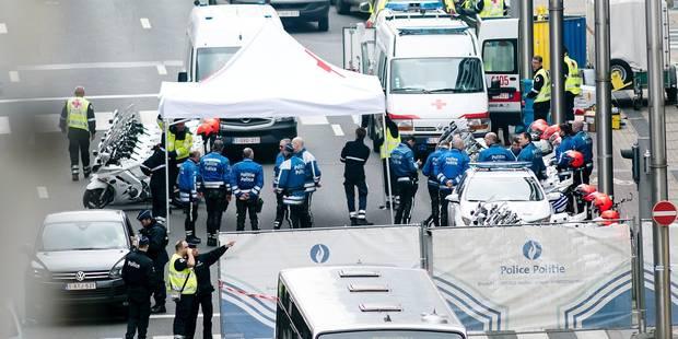 Bruxelles: Un commerçant sur deux craint un nouvel attentat - La DH