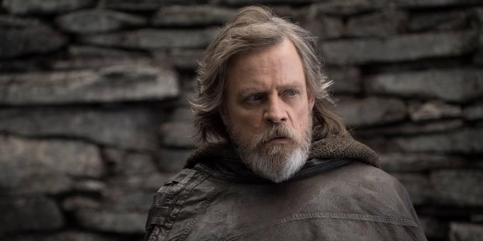Mark Hamill, l'ancien et le nouveau Luke Skywalker