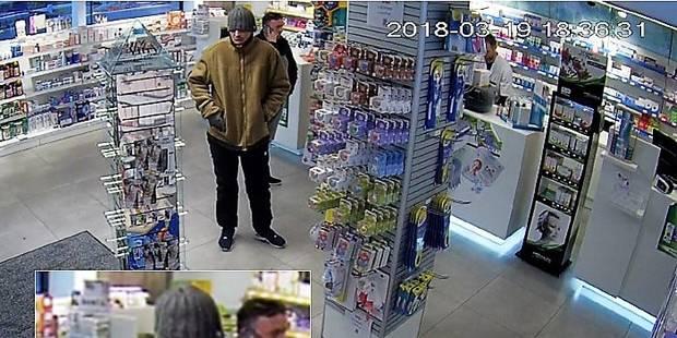 Braquage dans une pharmacie à Mouscron: reconnaissez-vous cet homme? - La DH