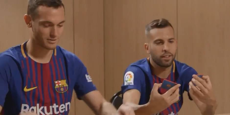 Qui a la meilleure mémoire: Jordi Alba ou Thomas Vermaelen ?