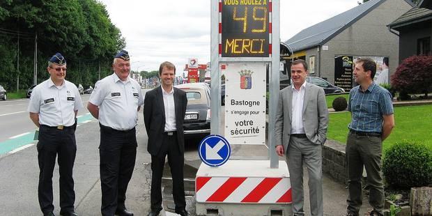 45.000 euros: cher le boîtier pour radar répressif à Bastogne ! - La DH