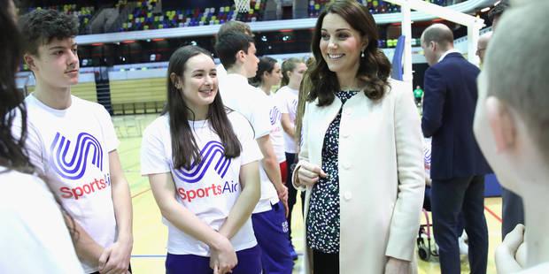 Kate Middleton : comment pourrait s'appeler le bébé ? - La DH