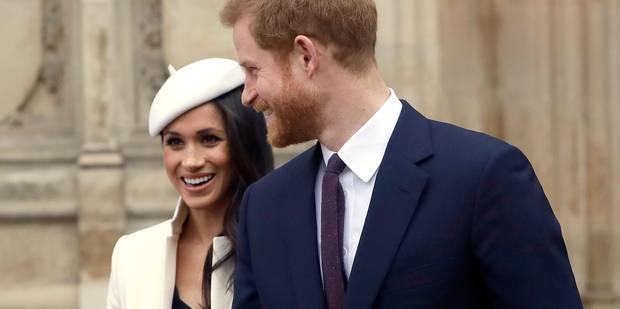 Mariage de Harry et Meghan: 600 invités conviés à la cérémonie - La DH