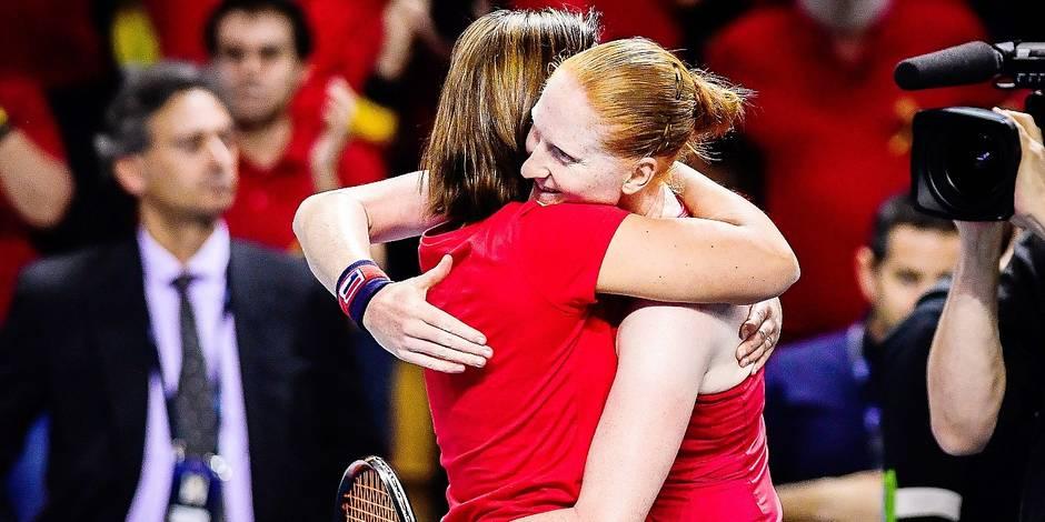 Licenciement de Dominique Monami en Fed Cup: les joueuses contre-attaquent face à leur ancienne capitaine !