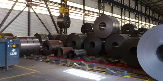 Flémalle : ArcelorMittal souffle le chaud et le froid - La DH