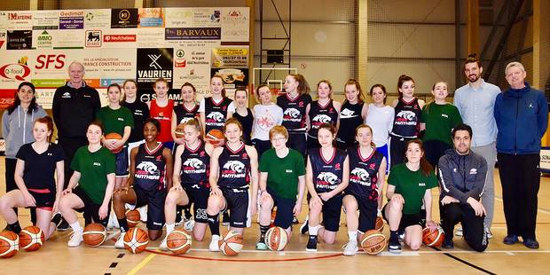 Une académie de basket à Neufchâteau - La DH