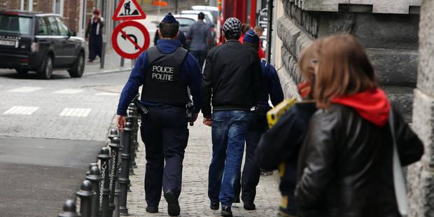 Hauts-Pays : Deux personnes recherchées ont été interpellées - La DH