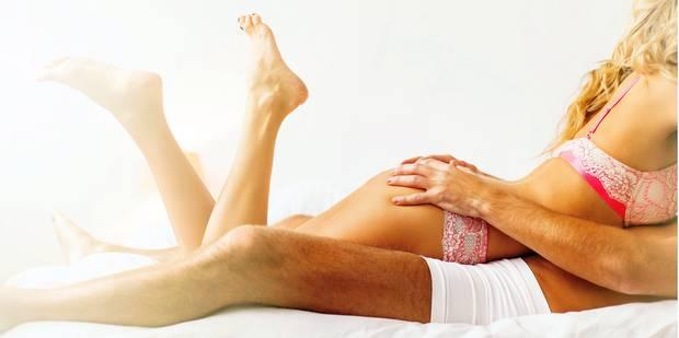 Une culotte odorante pour maximiser les rapports sexuels oraux - La DH
