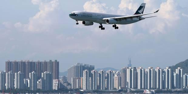 Brussels Airport directement relié à Hong Kong pour la première fois de son histoire - La DH