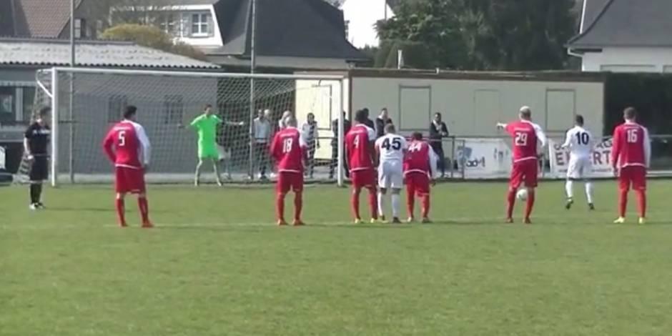 D3A amateurs : Retrouvez tous les buts en vidéo du match Waterloo-Léopold