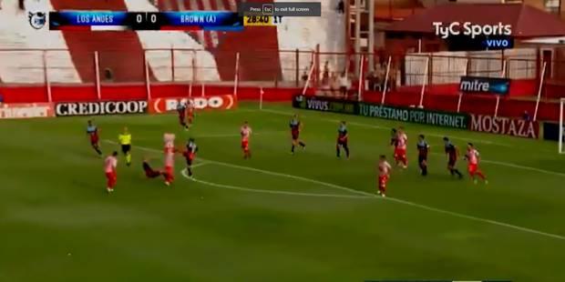 La pire agression de la saison en Argentine? (VIDEO) - La DH