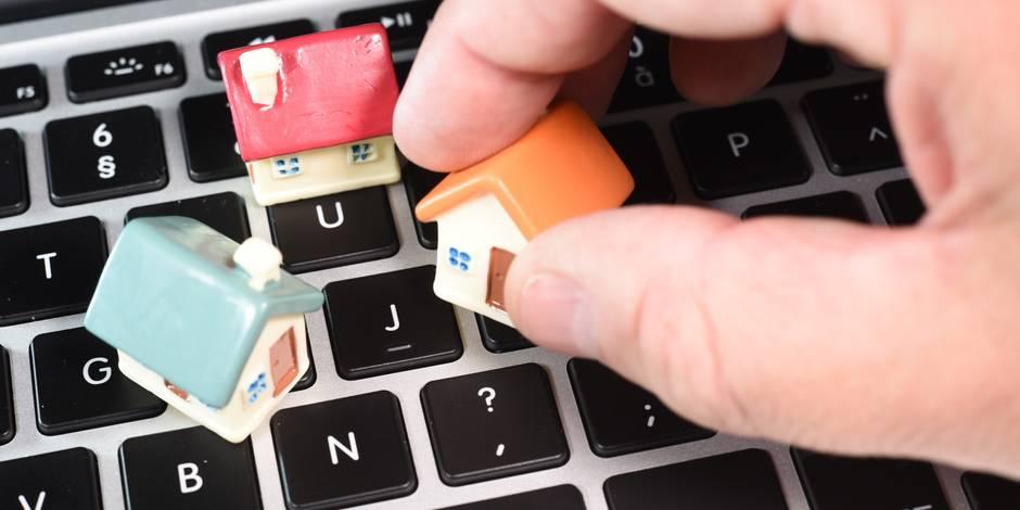Une maison peut être achetée par email