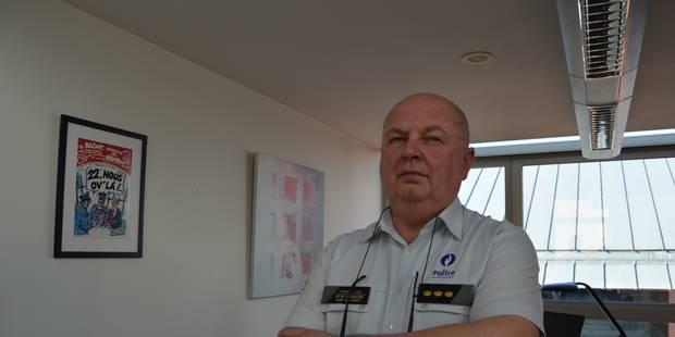 """Philippe Hooreman: """"Tournai est envahie par les stupéfiants"""" - La DH"""