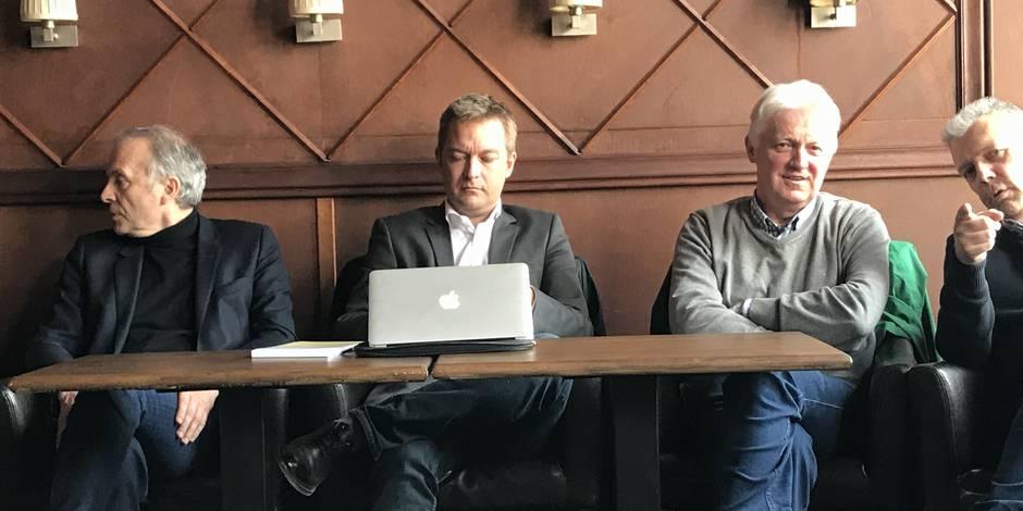 Ath: Bruno Lefebvre officialise sa venue au sein du PS à Ath!